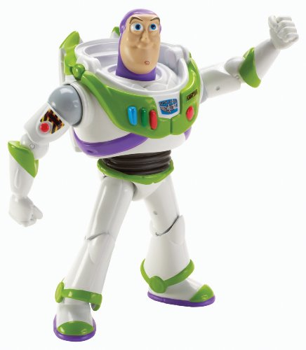 "Disney/Pixar Toy Story Classic Buzz Figure, 4"" - 1"