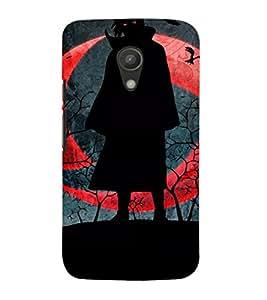 EPICCASE Vampire Mobile Back Case Cover For Moto G 2nd Gen (Designer Case)