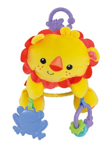 Fisher-Price Rainforest Friends Travel Toy