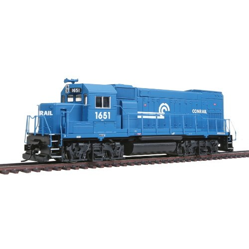 Walthers PROTO 1000 HO Scale Diesel EMD GP15-1 Powered - Conrail #1651