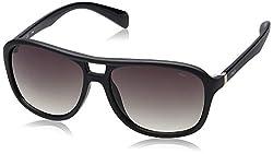 Fila Gradient Square Unisex Sunglasses - (SF8970K57Z77SG|57|Green Gradient)