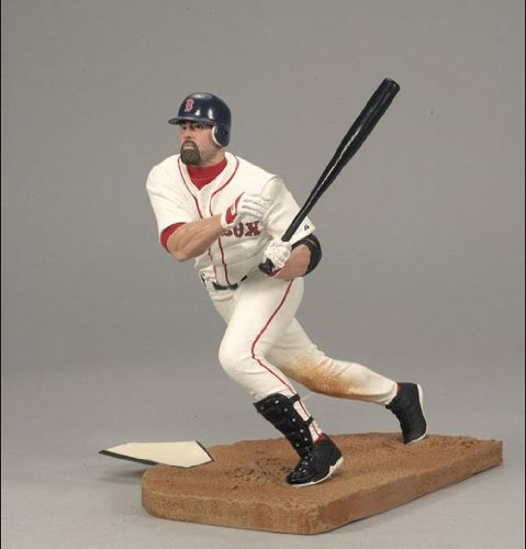 Boston Red Sox Mcfarlane 2010 MLB Series 26 Kevin Youkilis Figures - 1