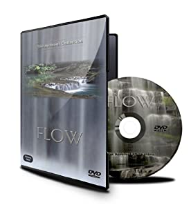 Waterfall Nature DVD Flow with Natural Water Sounds for Relaxation