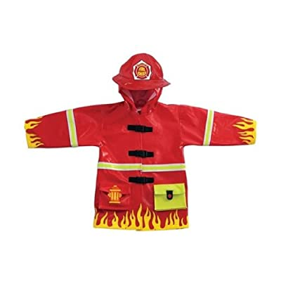 Kidorable Raincoat (Fireman)
