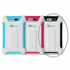 Kurio Touch 4S Tough Case with Stand - Charcoal