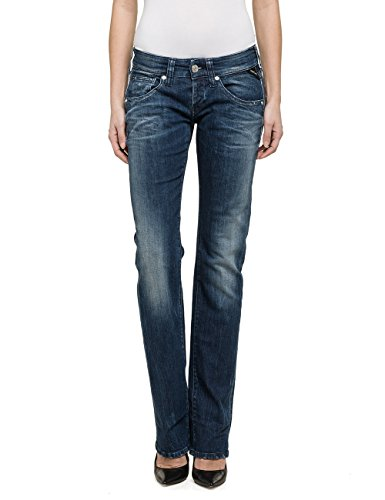Replay - Newswenfani, Jeans da donna, blu (blau  (blue denim 9)), 28W x 32L