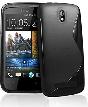 Newlike Back Cover For HTC Desire 500 available at Amazon for Rs.299