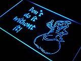 Condom Don't Do Shop Bar LED Sign Neon Light Sign Display s112-b(c)