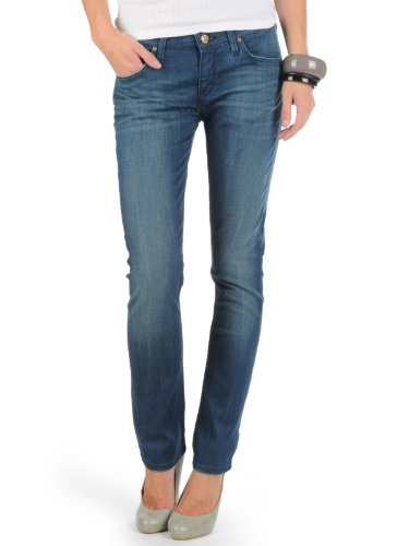 Lee Jade Jeans Meadow Blue, Blue, 27/35