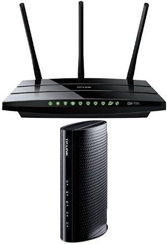 TP-Link Archer C7 Wireless Gigabit Router Bundle