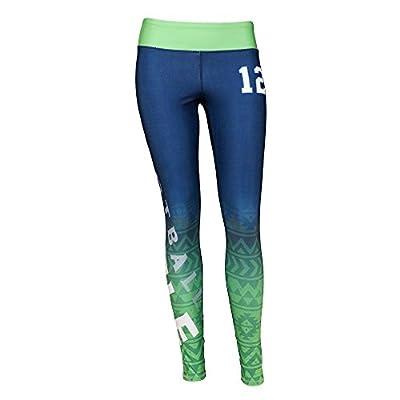 Seattle Football 12TH Fan Woman's Seattle Football Sublimation Leggings
