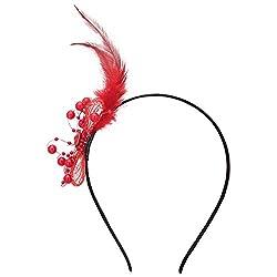 Yashasvi Presents Fabulous Black and pink toned Hairband.