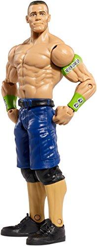 WWE Basic Figure Series John Cena Figure - 1