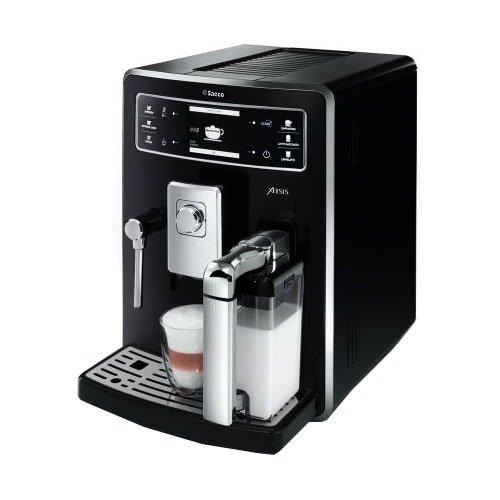Saeco HD8943/11 Kaffee-Vollautomat Xelsis (1.6 l, 15 bar, 1500 Watt, Milchbehälter) schwarz thumbnail