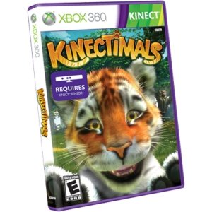 Microsoft Kinectimals - Complete Product. Kinectimals For Xbox 360 Ntsc Dvd S/D 11/4 Family. Entertainment - Standard Retail - Xbox 360
