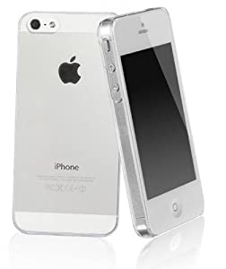ArktisPRO iPhone 5 ORIGINAL Premium Hardcase - Klar / Transparent (iPhone 5 Hülle - - iPhone 5 Case - iPhone 5 Schutzhülle)