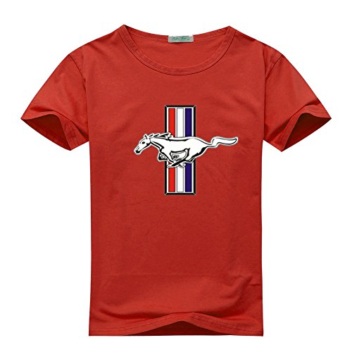 Ford Mustang For Boys Girls T-shirt Tee Outlet