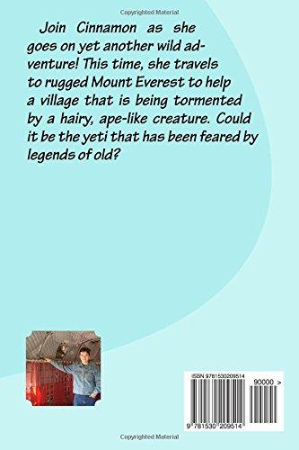 Cinnamon and the Yeti of Mount Everest: Volume 3 (Cinnamon's Adventures)