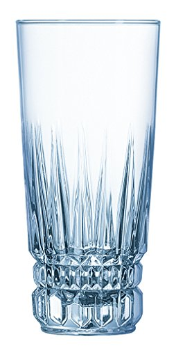 Luminarc 9225182 - Juego de 6 copas, transparente, 31 cl
