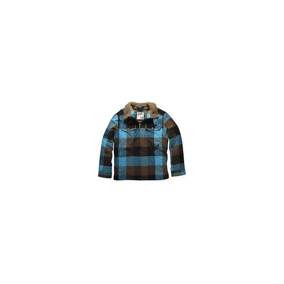 Fox Racing Spaceland Jacket   Small/Electric Blue