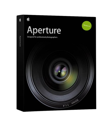 Apple Aperture 1.1 (Mac)