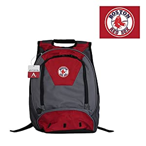 Boston Red Sox Logo Merchandise Red Sox Backpack By Antigua Sport