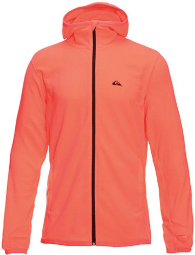 Quiksilver Aker Full Zip Men's Jacket Peach Large