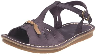 Kickers Week-End, Ballerines femme - Violet, 36 EU
