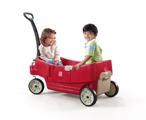 Step2 All Around Wagon front-527007