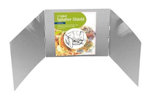 Splatter Guard For Kitchen Wall