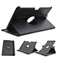 Callmate 360 Degree Rotating Case For Samsung Galaxy Tab 2 10.1-inch P5100/P5110 (Black)