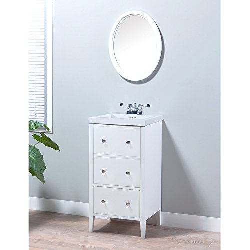 MAYKKE-Addison-19-Inch-Bathroom-Vanity-Set-in-Birch-Wood-White-Finish-Single-White-Bathroom-Vanity-with-Top-and-2-Drawers-Marion-White-Ceramic-Sink-Top-with-Single-Faucet-Hole-YSA1441812