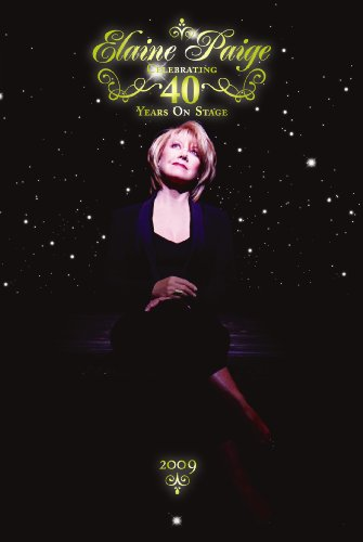 ELAINE PAIGE - CELEBRATING 40 YEARS ON STAGE [IMPORT ANGLAIS]