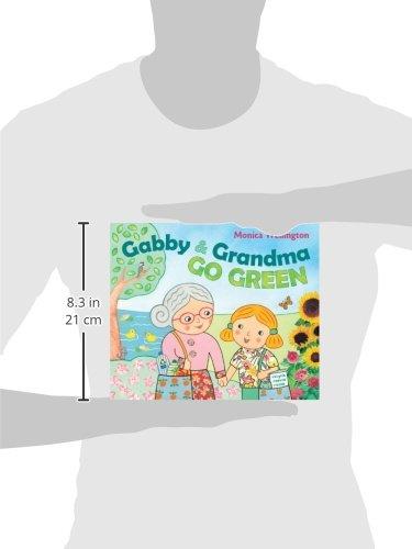 Gabby and Grandma Go Green