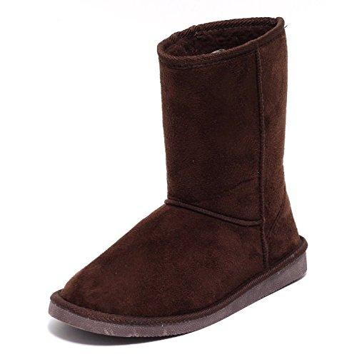 Damen Winterstiefel Gr 37 Winter Boots Booties Schuhe Stiefel Stiefeletten braun