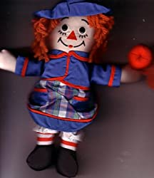 Raggedy Ann Dolls of the Month September