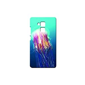 Bluedio Designer Printed Back case cover for Huawei Honor 5C - G4042