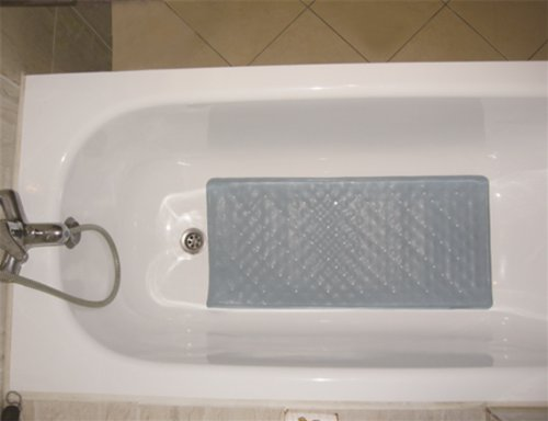 Small Non Slip Bath Mat (750mm x 350mm)