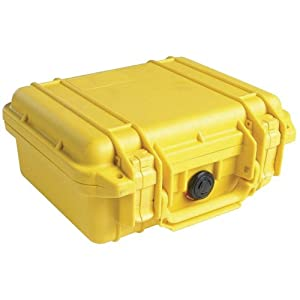 Pelican No.1200 Case Yellow