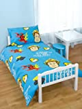 Fireman Sam Single Duvet Cover