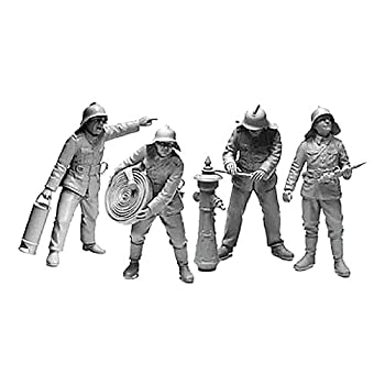 1/35 独・消防士4体1939-45年