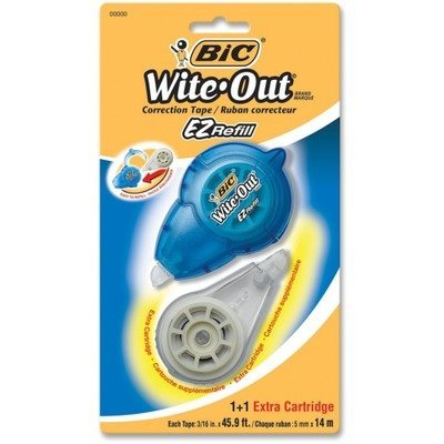 bic-wite-out-ez-refill-correction-tape-refillable-1-6-wotrp11r-dmi-ea-by-bic