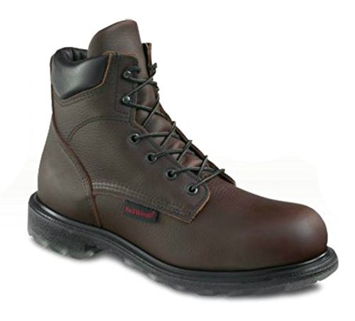 Red Wing Shoes Men'S 6-Inch Work Boots 606 (12)