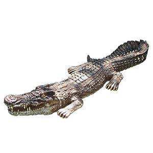 Amazon.com: Poolmaster 54575 Crocodile Body Float: Toys