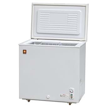 レマコム 冷凍ストッカー (冷凍庫) 102リットル【急速冷凍機能付】 RRS-102CNF