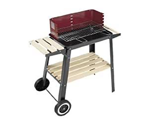 Cao Camping - CAO51222 - Jeu de Plein Air - Barbecue Wagon