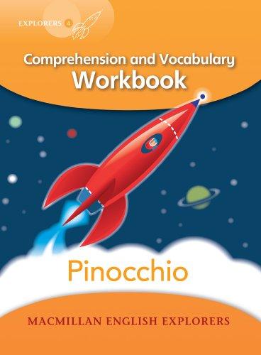 Explorers 4: Pinocchio Work Book