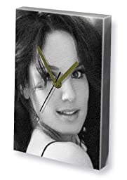 SARAH WAYNE CALLIES - Canvas Clock (LARGE A3 - Signed by the Artist) #js001