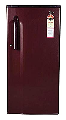 LG GL-205KMG5 Single-door Refrigerator (190 Ltrs, 5 Star Rating, Burgundy Blaze)