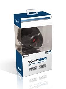 Le Haut-Parleur Portable Sans Fil Bluetooth SW50 - NOIR, de SoundWave à partir de G-HUB